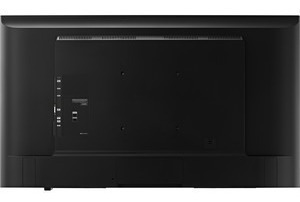 monitor profissional lfd 43 preto lh43dcjplgv/zd