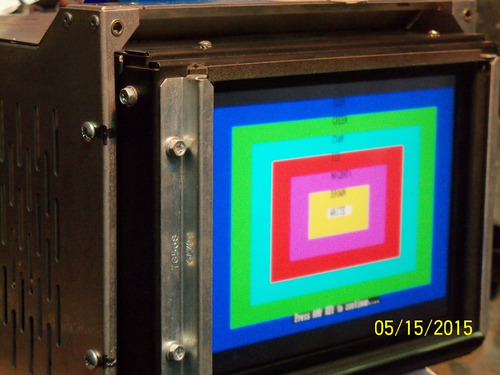 monitor protti pv94 lcd industrial