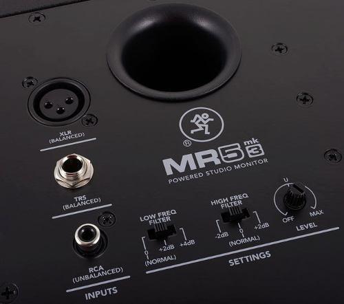monitor referencia mr5mk3 (unidade) mackie