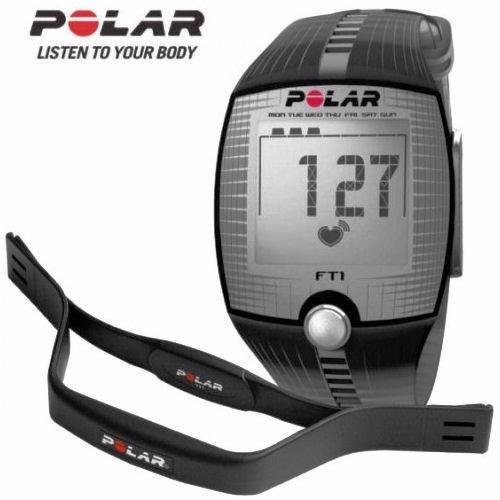cfc714f4db1 Monitor Relógio De Frequência Cardíaca Polar Ft1 - Original - R  278 ...