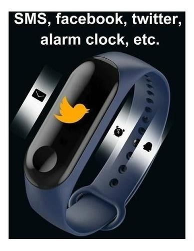 monitor relógio relogio smartband
