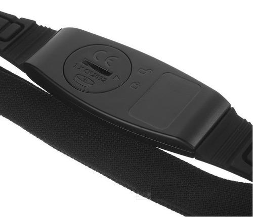 monitor ritmo cardiaco banda bluetooth pulsometro calorias