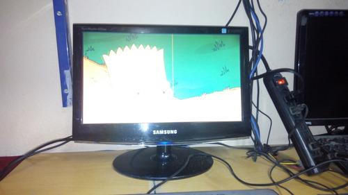 monitor samsung 16  con detalle