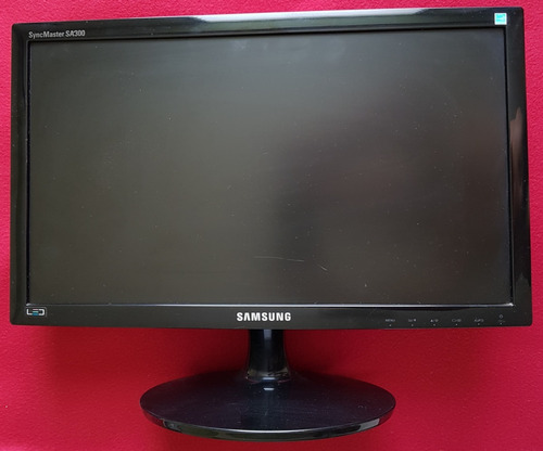 monitor samsung 19 modelo syncmaster sa300
