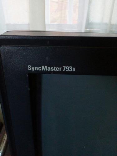 monitor samsung 19 pul syncmaster 793s