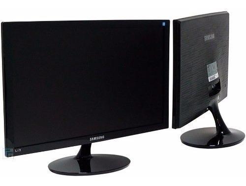 monitor samsung 22 s22f350fhl fhd hdmi vga + cable hdmi @as