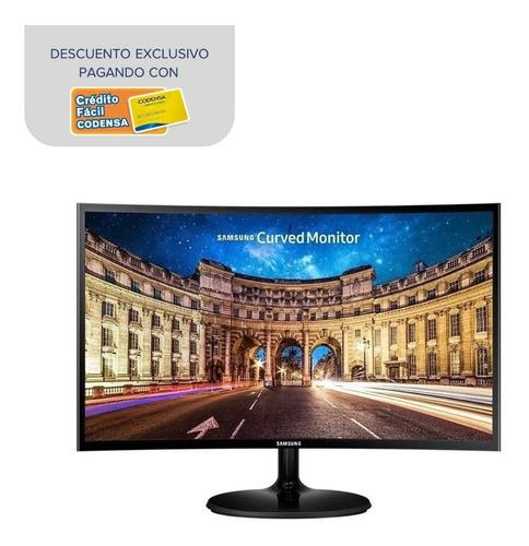 monitor samsung 24 curvo 4ms c24f390fh