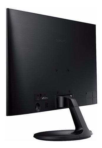 monitor samsung 24 fhd diseño super delgado ls24f350fh