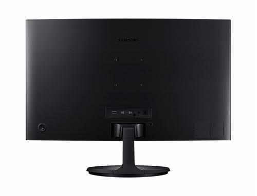 monitor samsung 24 pulgadas curvo full hd 1920x1080p negro