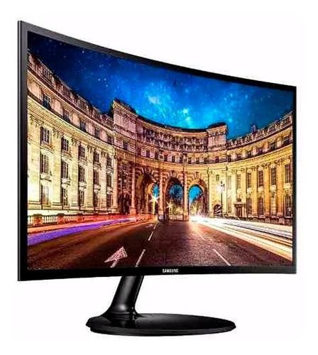 monitor samsung 24 pulgadas curvo led full hd 1080 f390