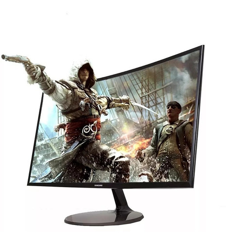 monitor samsung 27 curvo full hd 1080p hdmi vga freesync