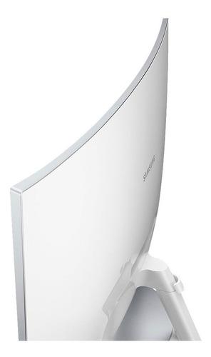 monitor samsung 27 in curvo led f591 1080p hdmi