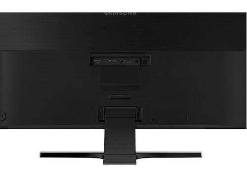 monitor samsung 4k uhd 28  - lu28e590