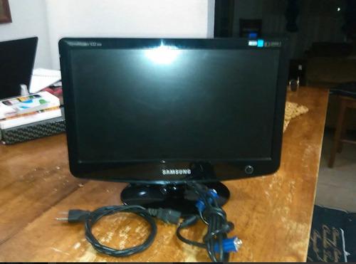 monitor samsung 632nw 15 pulgadas usado