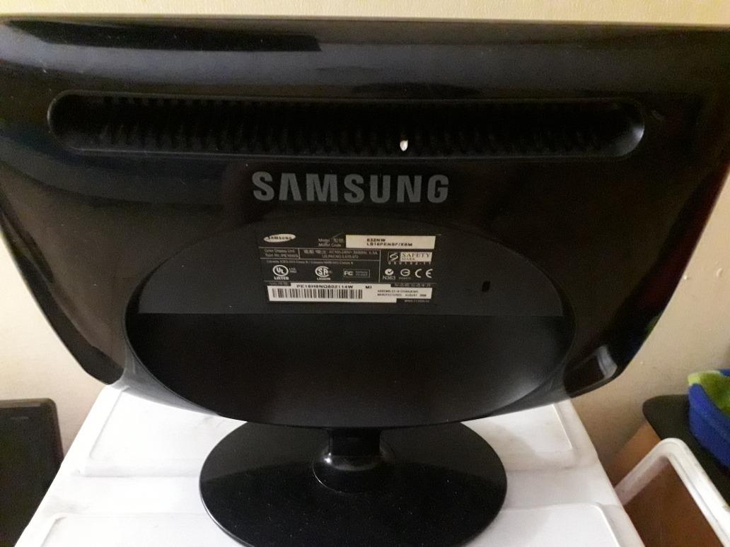 Monitor Samsung Lcd - Bs. 7.500.000,00 en Mercado Libre