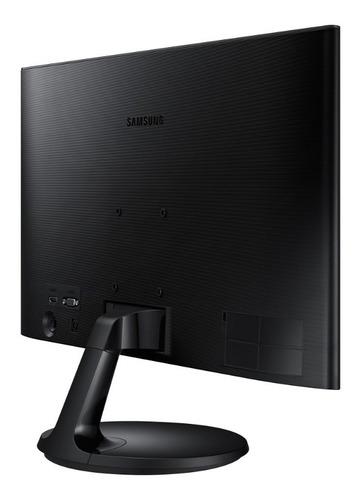 monitor samsung lcd i.t. plano 24'' ls24f350fhlxzl