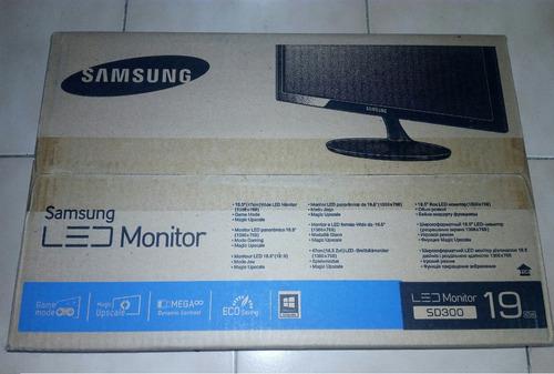 monitor samsung led s19d300ny