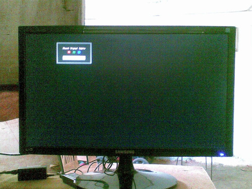 monitor sansumg led de 24 para reparal