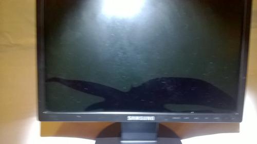 monitor sansung synchaster 743n display quebrado,funcionando