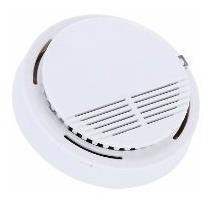 monitor sensor detector alarme de incêndio fumaça fogo smoke