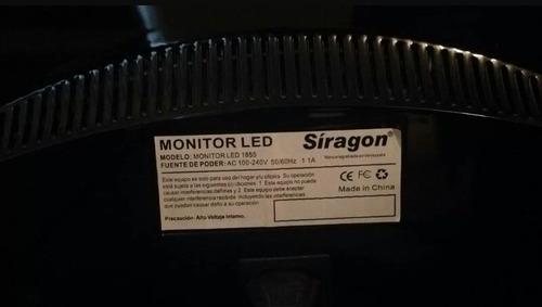 monitor siragon 19  led