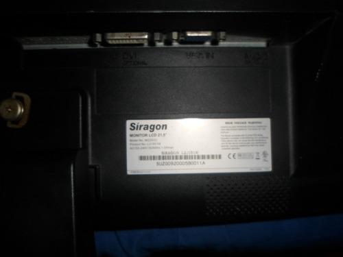 monitor siragon de 21.5