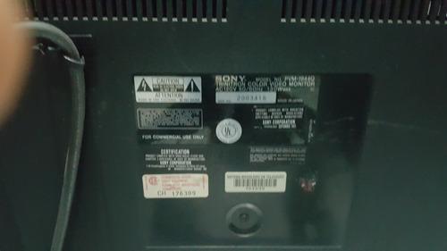 monitor sony pvm-1944q retrogames