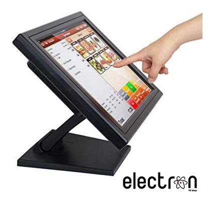 monitor tactil 15 pulgadas / heavy duty / oferta