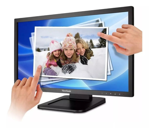 monitor tactil led viewsonic 22 td 2220 multi touch screen