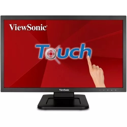 monitor tactil led viewsonic 24 td 2421 multi touch screen