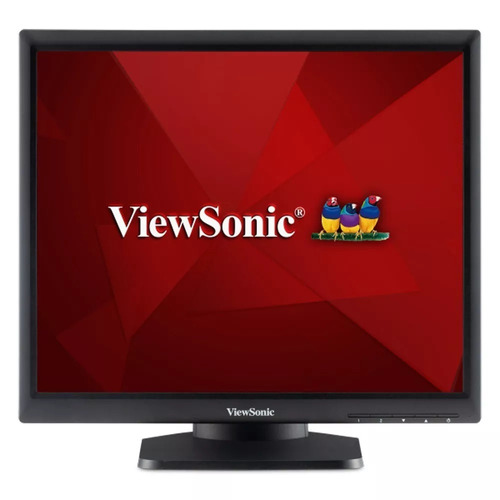 monitor tactil viewsonic td1711 pantalla touch 17 hdmi vga