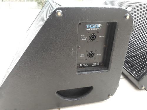 monitor taigar m 900 passivo 900 watts rms