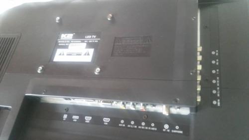 monitor, televisor, tv led 23,6  nuevo k2 hd,hdmi,vga led