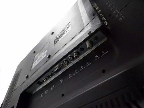 monitor televisor tv led 24 pulgadas full hd hdmi vga nuevo