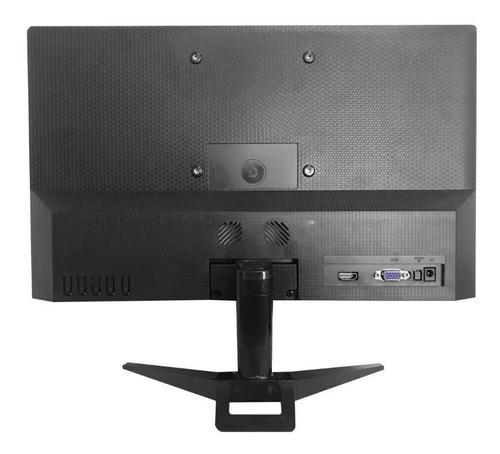 monitor tronos led 21.5'' widescreen hdmi fullhd @60hz preto