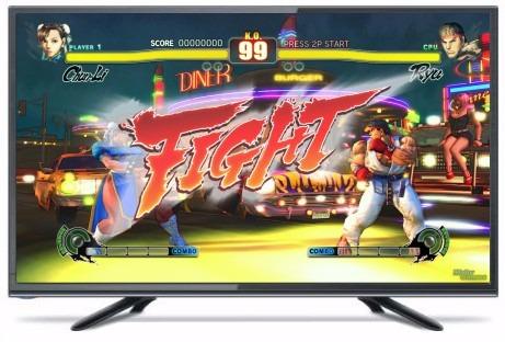 ef1007f9a Monitor Tv 32 Polegadas Full Hd Com Hdmi Usb - O Melhor - R  1.349 ...
