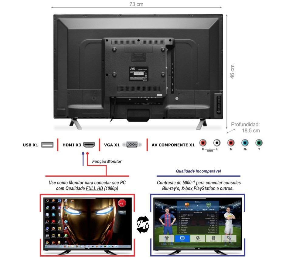 cb2830a19 monitor tv 32 polegadas full hd com hdmi usb - o melhor. Carregando zoom.