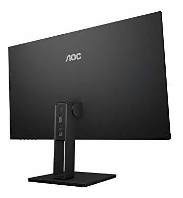 monitor ultra delgado aoc 22v2h 22  full hd 1920x1080 ips