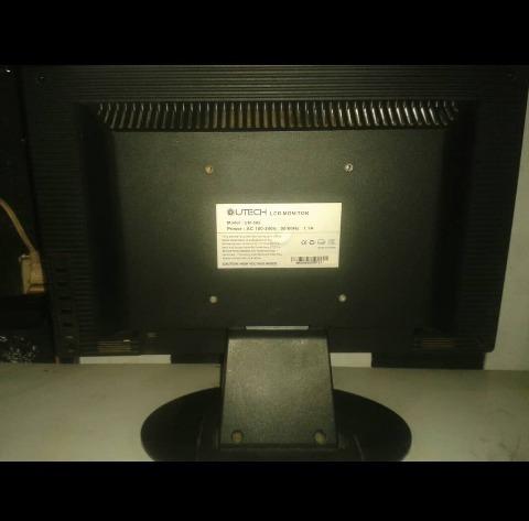 monitor utech 14 pulgadas