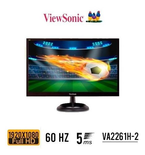 monitor viewsonic 22 full hd - envio gratis