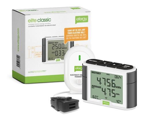 monitor y pantalla de energía kit engage y elite monitor1sen