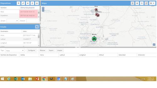 monitoreo y programación de gps tracker plataforma gratis