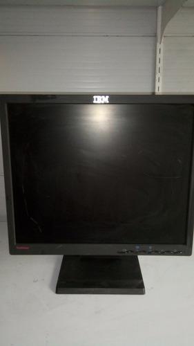 monitores 17  pulgadas lcd clase b marcas reconocidas