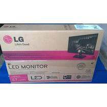 Monitor Lg 19en33 Led