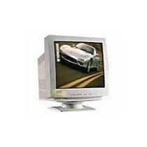 Monitor 21 Crt Hitachi Cm803u Color