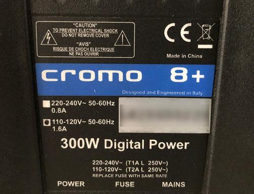 monitores activos de 8  con tecnología db