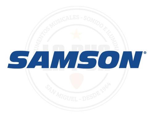 monitores activos samson mediaone bt4 de estudio c/bluetooth