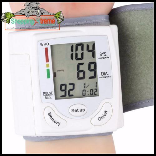 monitores cardiacos de presion arterial