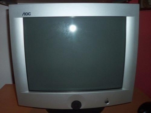 monitores convencionales con