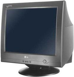 monitores crt 15 17 samsung o lg en buen estado 100% probado